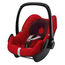 Maxi-Cosi Pebble Babyschale Intense red 139€ inkl. Versand @ babyhuyswebshop.nl [Idealo 163,95€]