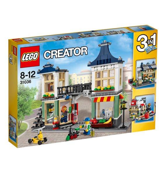 Bei Galeria gibt es heute 10 % auf Lego Creator und 15 % auf Lego Duplo