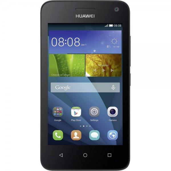 [Conrad] Huawei Y3 Dual-SIM (4,5'' WVGA IPS, 1,3 GHz Quadcore, 1GB RAM, 4GB intern, Android 4.4) für 74,95€ + 5fach Paybackpunkte