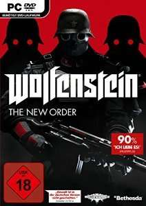 [saturn.de] Wolfenstein - The New Order PC 10 Euro