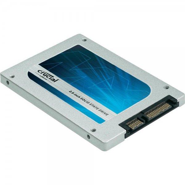 "Crucial Interne SSD 6.35 cm (2.5 "") 256 GB MX100 Retail CT256MX100SSD1 SATA III für 87,95€ + 5 Fach Paybackpunkte (4,35€) @Conrad.de"