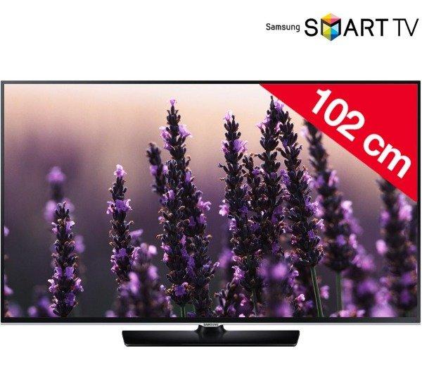 [pixmania.com] SAMSUNG UE40H5570 (40 Zoll LED Smart TV) für 365,04 inkl. Versand an DPD Packstation