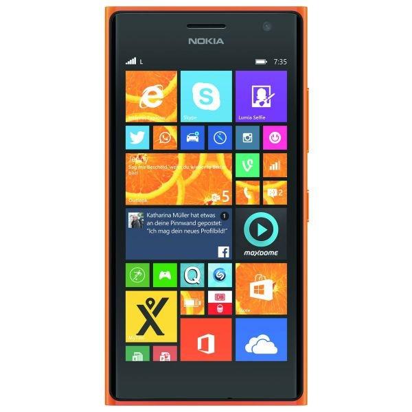 Nokia Lumia 735 LTE in Grün o. Orange inkl. Versand für 171,89€ // in Weiß inkl. Versand für 173,89€ + 2% QIPU @Getgoods.de