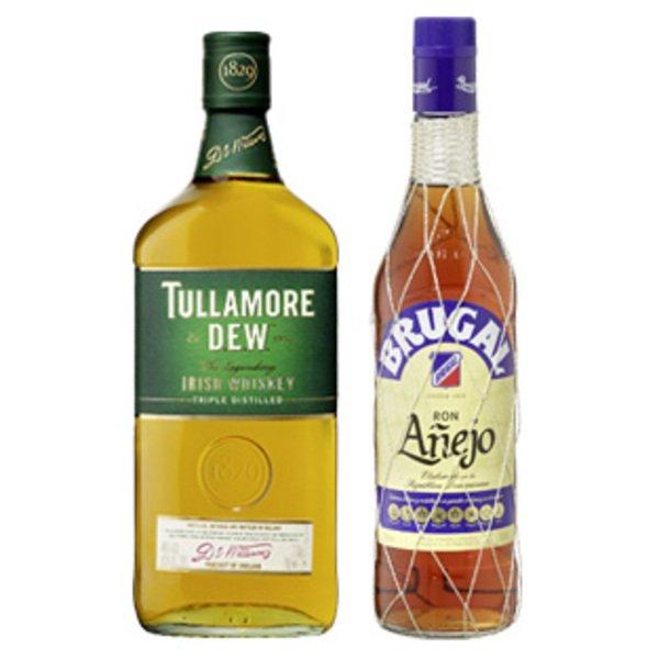 Rum Brugal anejo bei Real