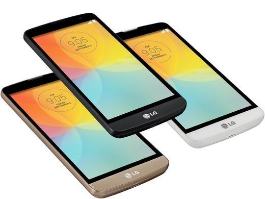 """Smartphone LG Bello 5"""" in drei verschiedenen Farben bei IBOOD"""
