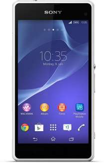 Sony Xperia Z1 Compact weiß - Amazon WHD UK - ab 168 €