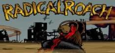 Radical Roach Deluxe Edition (Steam) kostenlos // indiegala