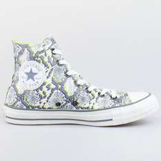 Converse Chuck Taylor All Star Hi - white/puritan gray/citronelle, 39,80 EUR @ ebay