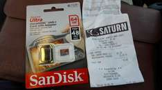 [Lokal Soest] SanDisk Ultra micro SDXC 64GB