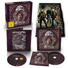 AMORPHIS - Circle - CD+DVD - Box-Set - ab 5,- (Prime) bzw. 6,99 (Saturn) inkl. Versand