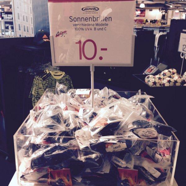 Alpinstes Sonnenbrillen für 10 Euro (Lokal Nürnberg)