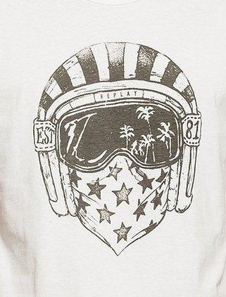 T-Shirt Herren Replay Größe M und XXXL ca. 50 % günstiger