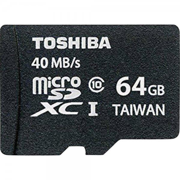 [Conrad] Toshiba microSDXC 64GB Class 10 / UHS I für 21,44€ + 5fach Paybackpunkte