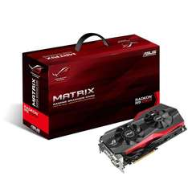 Asus Rog Matrix R9 290X auf Ebay für 244€ (dank Cashback)