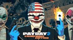 Payday 2: Crimewave Edition Xbox One und PS4 pre-order