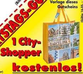 [lokal] 1 City-Shopper kostenlos @Baumarkt EisenKrämer Schirgiswalde