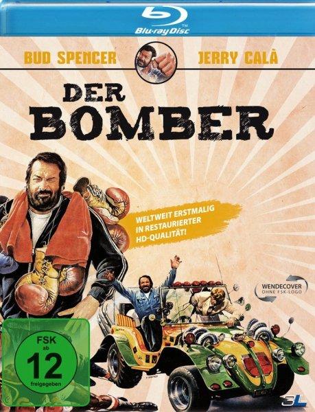 Der Bomber / Zwei sind nicht zu bremsen / Vier Fäuste gegen Rio / Zwei bärenstarke Typen & mehr (Blu-ray Disc) @ müller onlineshop