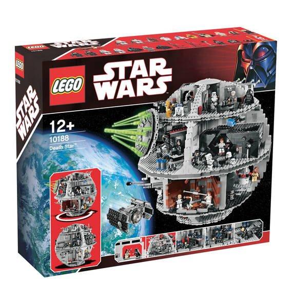 Heute 10 % auf Lego Star Wars bei Galeria