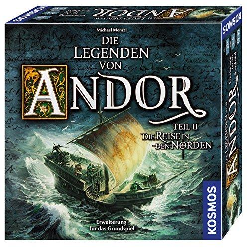 Die Legenden von Andor, Teil II, Die Reise in den Norden (Erweiterung) für 28,95 €