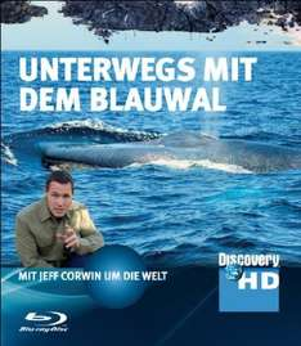 Amazon Prime : Unterwegs mit dem Blauwal - Discovery HD [Blu-ray] Nur 1,74 €