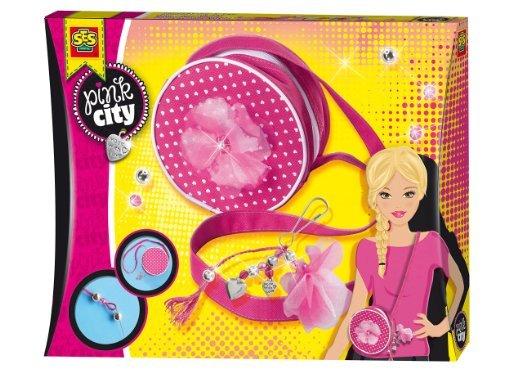 [Amazon-Prime]SES 14342 - Pink City Tasche dekorieren