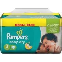 [KAUFLAND] Pampers Mega+ versch. Größen 74-112 Windeln zum Superweekend (21.-23.05.2015) für 14,50€ (Angebot+Coupon)