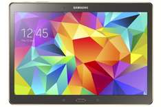 "Samsung Galaxy Tab S 10.5 LTE Tablet (10,5"", Quad/Octa-Core, 1,9GHz, 3GB RAM, 16GB interner Speicher, Android) titanium/bronze für 397,52 € @Amazon.it"