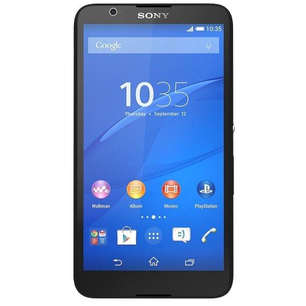 "Sony Xperia E4 Dual Smartphone (Dual-SIM, 5"", Quad-Core 1,3 GHz, 1GB RAM) für 104,49 € @Amazon.it"