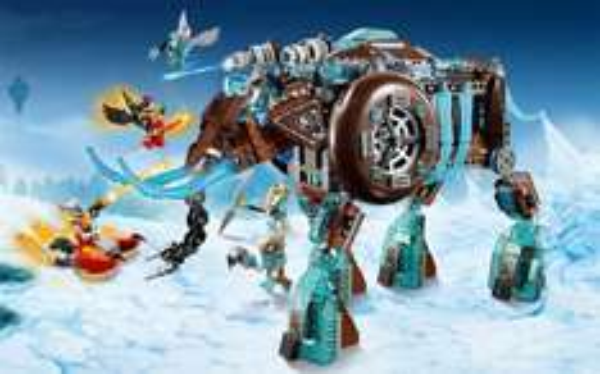 Lego Chima 70145 Maulas Eismammuth bei Amazon nur 54,99 anstatt 79,99