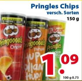 [Lokal Venlo Niederlande] 2 Brüder von Venlo Pringles