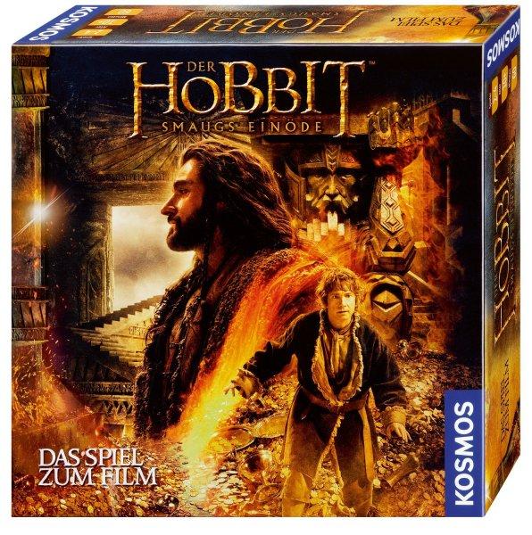 [Amazon Prime] Kosmos 691943 - Der Hobbit - Smaugs Einöde, Das Spiel zum Film für 10,53€