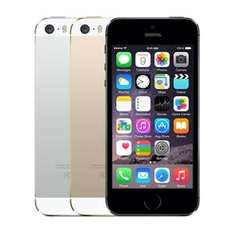 iPhone 5S 32GB refurbished in allen Farben (ebay WOW)