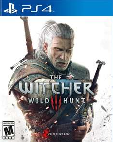 The Witcher 3 - Wilde Jagd (PS4)