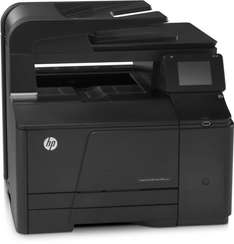 HP LaserJet Pro 200 M276nw e-All-in-One Farblaser Multifunktionsdrucker