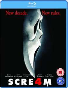 (UK) [OT] Scream 4 oder Oceans Thirteen [Blu-ray] für 4,25€ @ ZAvvi