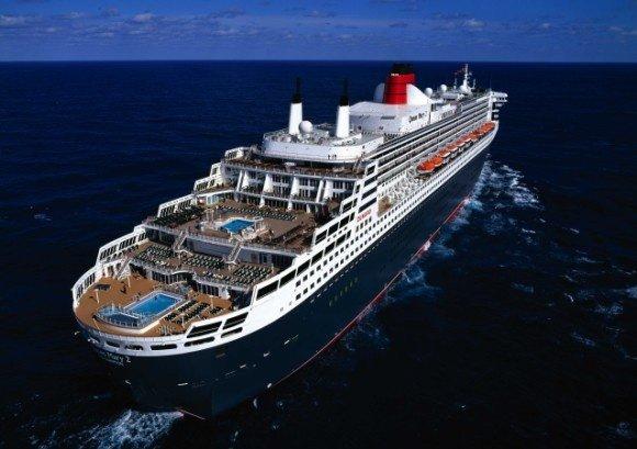 Queen Mary 2 Atlanticüberquerung 20. Juni - 30. Juni pro Person Incl. Flug nach NYC und 1 Übernachtung in NYC!