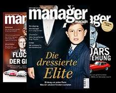 7 Ausgaben Manager Magazin für 58,10€ mit 50€ Universalgutschein (inkl. Amazon, Saturn, Mediamarkt)