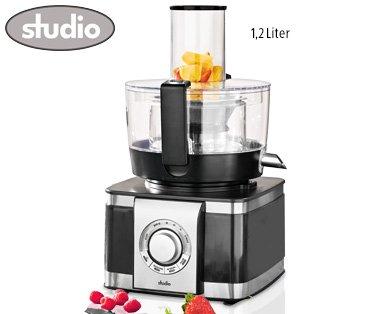 Aldi Süd: STUDIO® Multifunktionale Küchenmaschine inklusive Entsafter