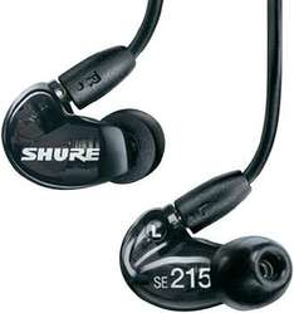 [ebay] Shure SE215 Black für 88€ inkl. Versand [PVG: 109€]