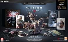 Amazon.fr The Witcher 3 Wild Hunt Collectors Edition [PC]