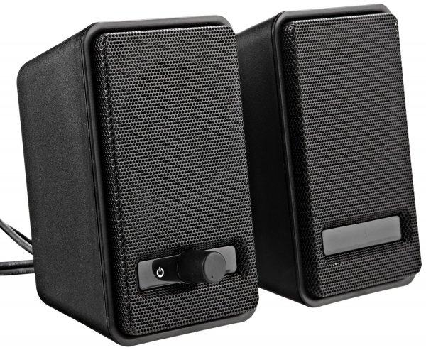 (Amazon.de-Prime) AmazonBasics A100 PC-Lautsprecher Stromversorgung über USB 5,66€