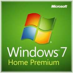 Windows 7 Home Premium 32/64-Bit (Dell OEM) @Tradoria für 40€