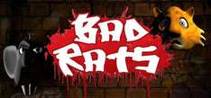 [Steam] Bad Rats 0,24€