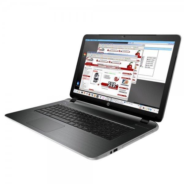[Ebay] HP 17-f212ng (17'' HD+ BrightView, Intel Celeron N2840, 4GB RAM, 500GB HDD, HDMI, USB 3.0, FreeDOS) für 239€