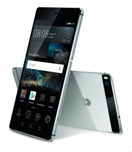 Amazon.de Marketplace Huawei P8 Smartphone schwarz grau