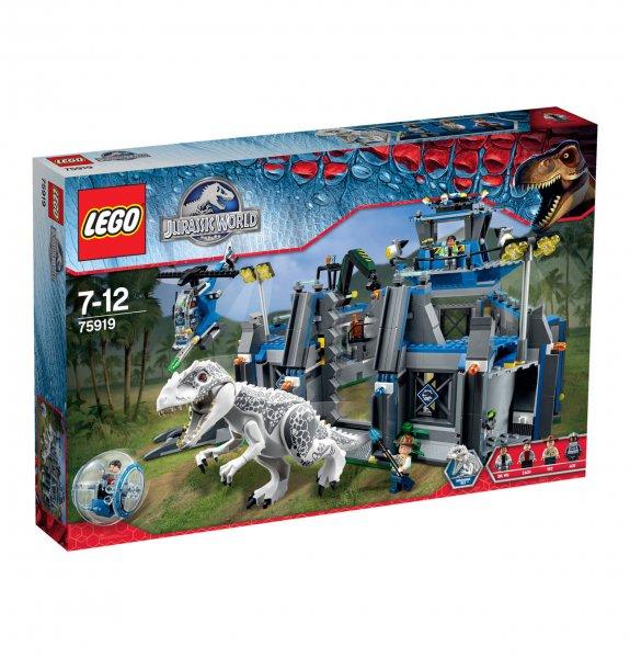 Lego Jurassic World - Ausbruch des Indominus Rex (75919) - Kaufhof.de - 88,99€
