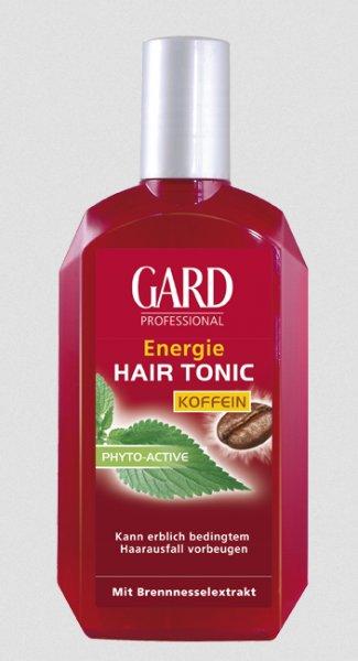 GARD Haartonic (Anti-Schuppen oder Energie) risikofrei GRATIS testen bis 30.11.2015 + Portoerstattung