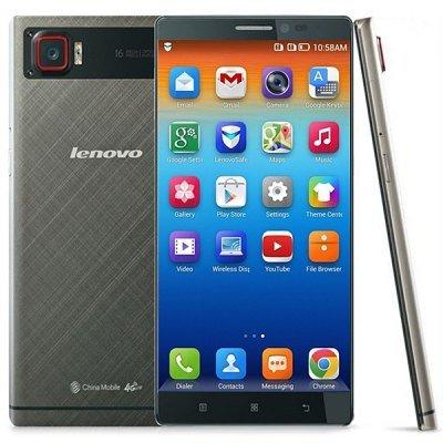 [GearBest] Lenovo VIBE Z2 Pro K920 4G Smart Phone Handy 6.0 inch NFC 3GB+16GB 5MP+16MP, Android 4.4 MSM8974AC Quad Core 2.0GHz, 2560x1440 Screen, FDD-LTE & WCDMA & GSM (Schwarz, Black) für 457,16€ inc.Versand,Zoll und Einfuhrumsatzsteuer
