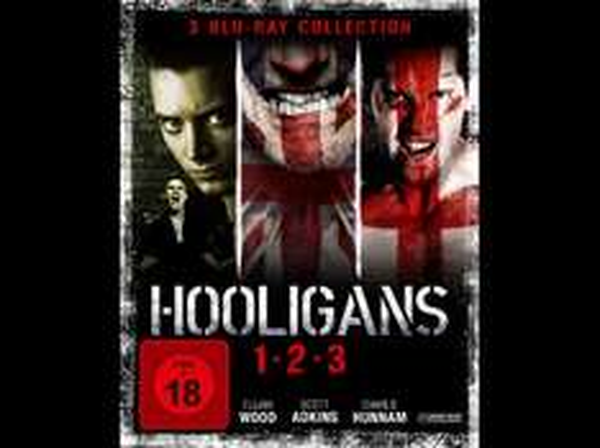 [Blu-ray] Hooligans Box (Teil 1-3) (bei Abholung)