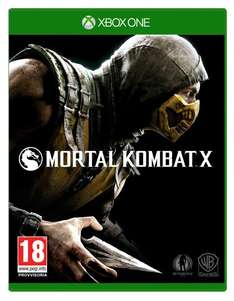 Mortal Kombat X Xbox One / Ps4
